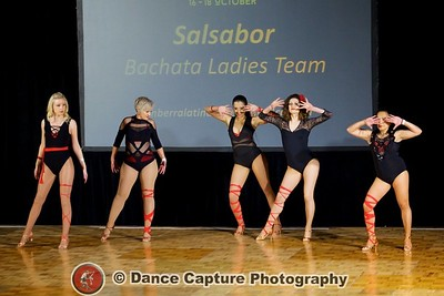Salsabor Bachata Ladies Team