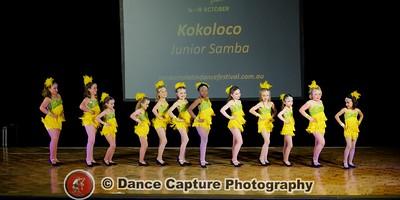 Kokoloco Junior Samba