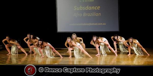Subsdance Afro Brazilian