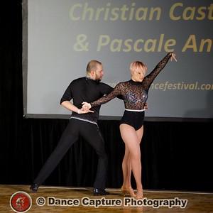Christian Castillo + Pascale Anais