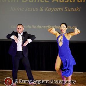 Jaime Jesus & Koyomi Suzuki