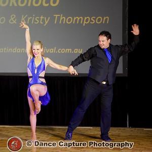 Ricky Castro & Kristy Thompson