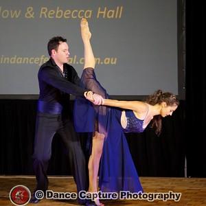 Scott Callow + Rebecca Hall