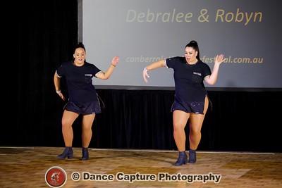 Debralee + Robyn - Reggaeton