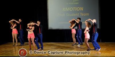 Kmotion Zouk Student Team