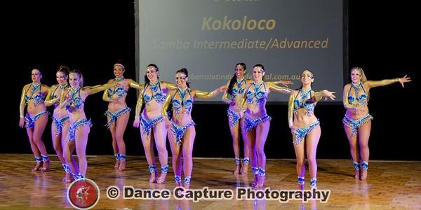 Kokoloco Inter/Adv Samba
