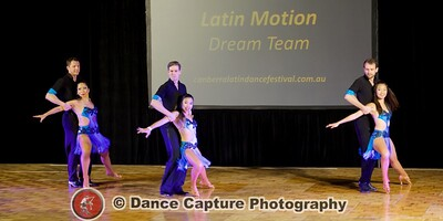Latin Motion Dream Team