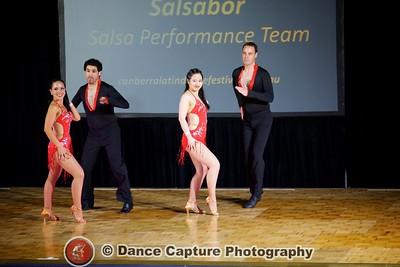Salsabor Salsa Performance Team