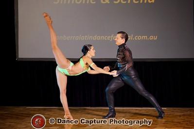 Simone + Serena - Bachata
