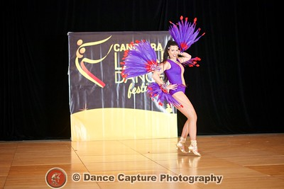 Kirstie McMillan - Subsdance - Samba