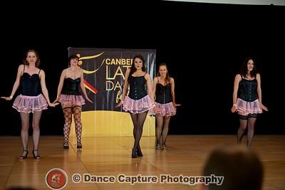 Salsabor Burlesque Student Team
