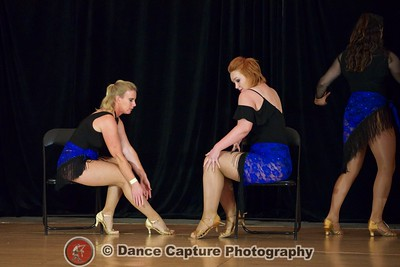 Salsabor Bachata Ladies Shines