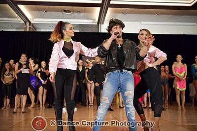 Grease Dancing Finale with Sandy + Danny
