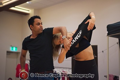 Amit & Emily - Zouk Workshop