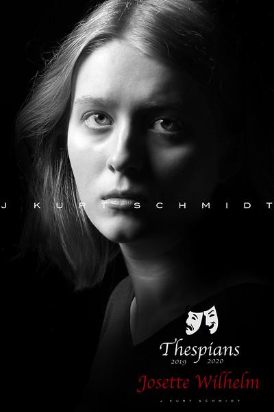 Josette Wilhelm Final Poster