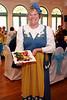 IMG_0033  ANNA MOSESSON - Swedish Chef with her Swedish Smorgasborg