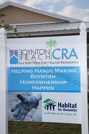 01 BOYNTON BEACH CRA and Habitat for Humanity