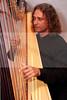 14 Harpist