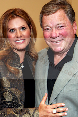 001 Elizabeth and William Shatner