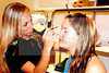 24 Make up artist Sami Shafer with Zoe Hernandez