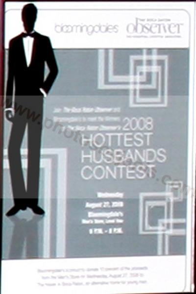01 HOTTEST HUSBANDS CONTEST