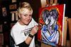 IMG_0128 Teresa Korber, local artist