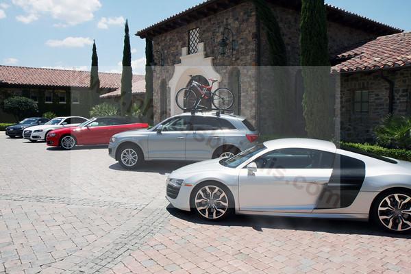 IMG_6770 Audi cars on display
