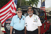 IMG_4973 Charlie Glorit, a POW &  was held in Korea and Joe Green