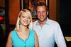 IMG_9890 Trisha Plateroti and Grant Hewitt at BLUE MARTINI