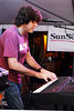 IMG_12 Marco Inchausti, @ the keyboard of THE EDGE BAND