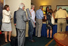 IMG_0035 Guests lining up to register to attend the Launching Party for the Swedish-American Chamber of Commerce Fort Lauderdale & Palm Beach