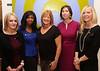 IMG_7751 Karen Beach, Melissa Van Putten-Henderson, Diane Wilde, CEO of Dress for Success, Stefanie Lewis, Wells Fargo Bank, Kelly Thill, Wells Fargo Private Bank
