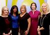 IMG_7755 Karen Beach, Melissa Van Putten-Henderson, Diane Wilde, CEO of Dress for Success, Stefanie Lewis, Wells Fargo Bank, Kelly Thill, Wells Fargo Private Bank