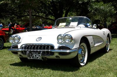 Autos in the Park, Cooper Center, Dallas