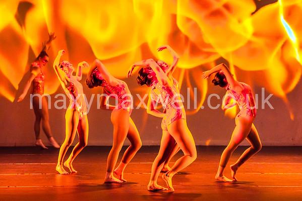 TRIPLE FANTASY 2017 Red Cast - East Devon Dance Academy
