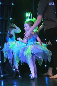 EAST DEVON DANCE ACADEMY TRIPLE FANTASY 2011 - Dress Rehearsal