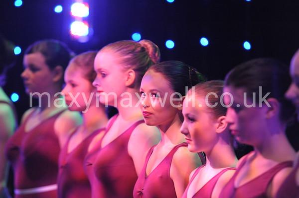 EAST DEVON DANCE ACADEMY TRIPLE FANTASY 2011 - Dress Rehearsal