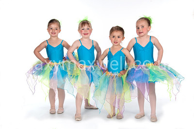 TRIPLE FANTASY 2011 - studio and on stage - East Devon Dance Academy