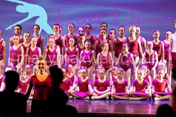 TRIPLE FANTASY 2013 - Dress Rehearsal - East Devon Dance Academy