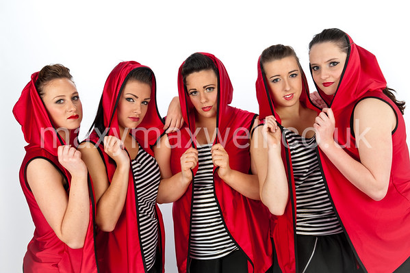 TRIPLE FANTASY 2013 - studio and from the wings - East Devon Dance Academy
