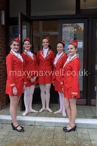 TRIPLE FANTASY 2015 - from the WINGS - East Devon Dance Academy
