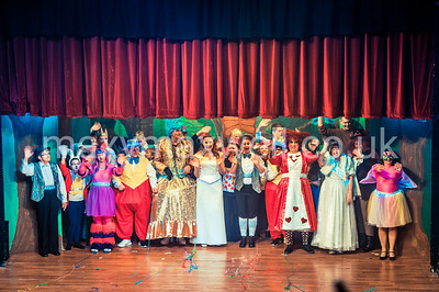 Alice in Wonderland at The Barnfield Theatre, Exeter