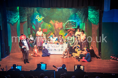 Alice in Wonderland at The Barnfield Theatre in Exeter