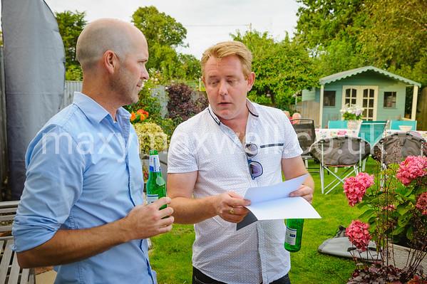 Bowmers Restaurant in Budleigh Salterton - Summer Garden Party