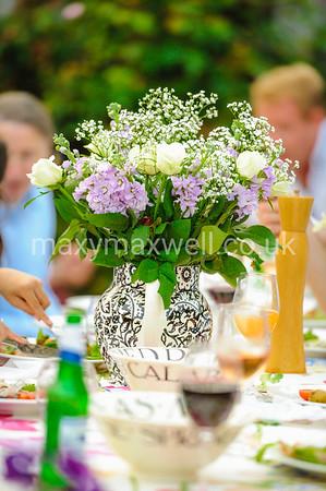 Bowmers Restaurant in Budleigh Salterton - Summer Garden Party 2017