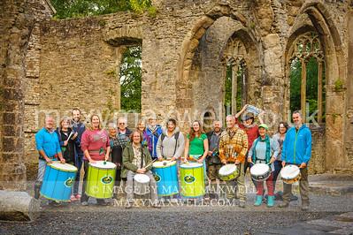 Crooked Tempo samba band