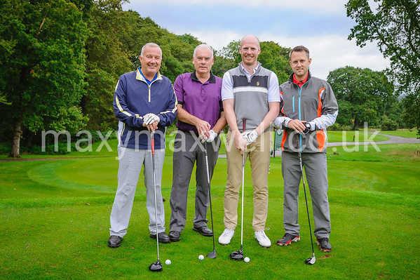 Dream-A-Way Golf Day 2017 at Woodbury Park