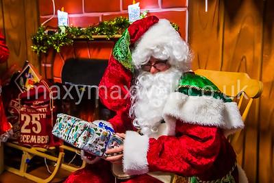 Santa's Christmas Workshop at Bicton Park Gardens 2018