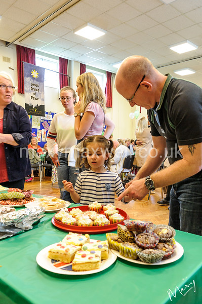 Sidmouth Cream Tea Event for ELF