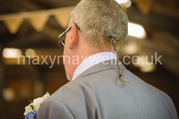 The Donkey Sanctuary Sidmouth Wedding
